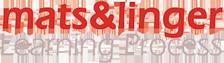 mats&linger logo